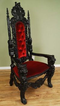 10+ ideas about King Throne Chair on Pinterest   King's ...