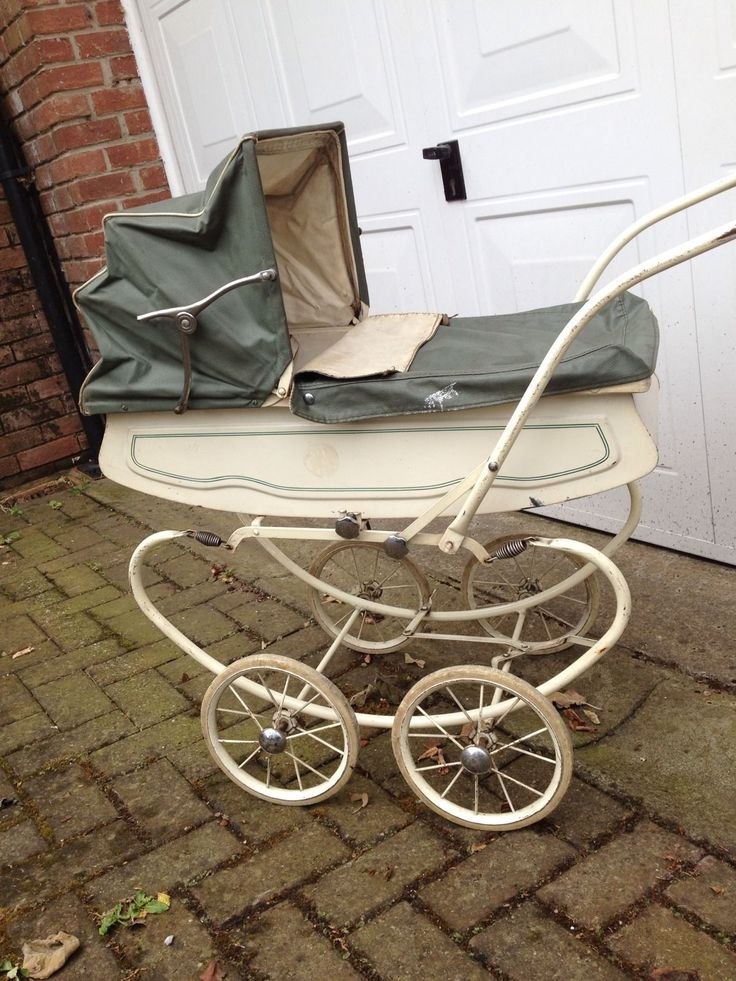Silver Cross Buggy Toy Vintage Coachbuilt Dolls Pram 1960 39;s By Tyseley Toys