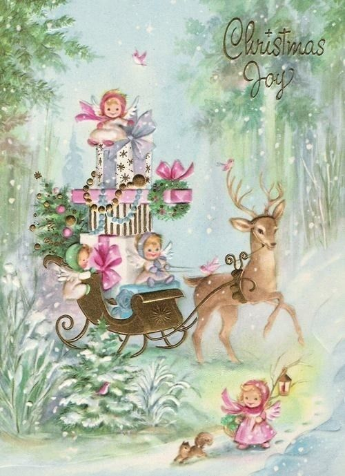Pinterest Christmas Vintage 1000+ Images About Vintage Christmas Cards On Pinterest