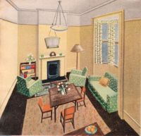 145 best 1930s House Style images on Pinterest