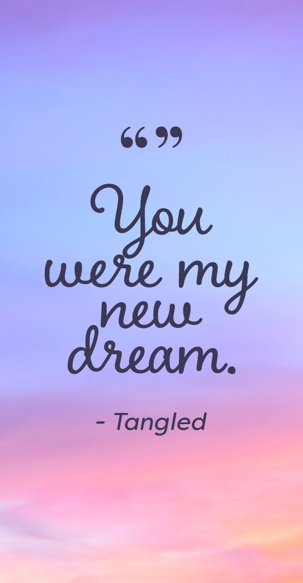 Dreaming About Wallpaper Falling Off 17 Best Ideas About Tangled Movie Quotes On Pinterest