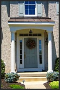 25+ best ideas about Porticos on Pinterest   Outdoor house ...