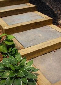 1000+ ideas about Outdoor Stairs on Pinterest | Railroad ...