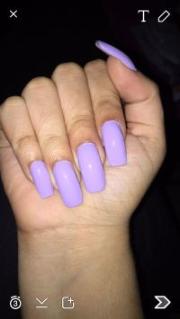 17 Best ideas about Lavender Nails on Pinterest | Spring ...