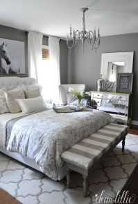 17 Best ideas about Grey Bedrooms on Pinterest | Grey ...