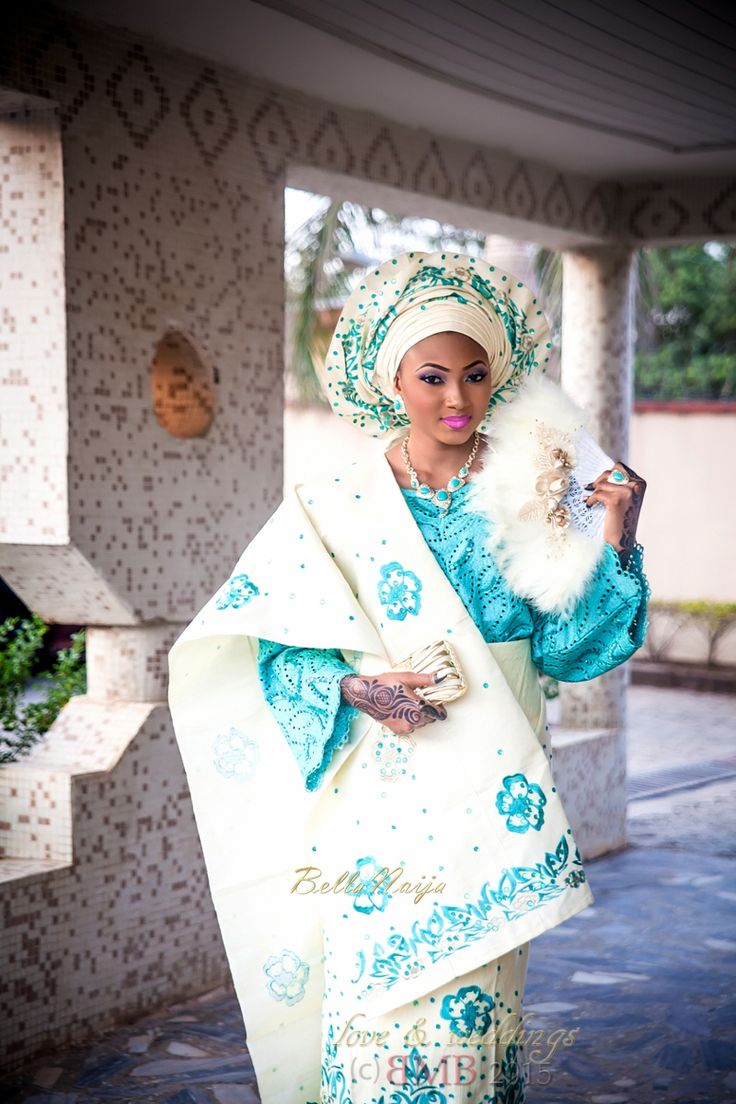 african engagements and weddings outfits fusion an african print wedding dresses Mimi and Nas Hausa Muslim Wedding in Nigeria African fashion Ankara kitenge