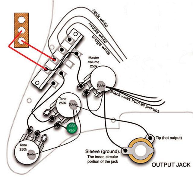 super strat wiring schematic