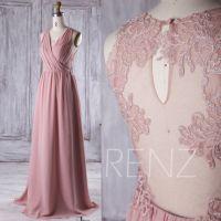 25+ best ideas about Mauve bridesmaid dresses on Pinterest ...