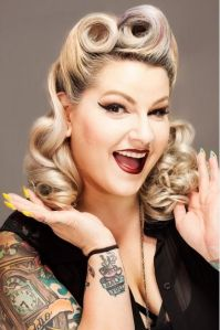 7014 best images about Rockabilly Hairstyles on Pinterest ...