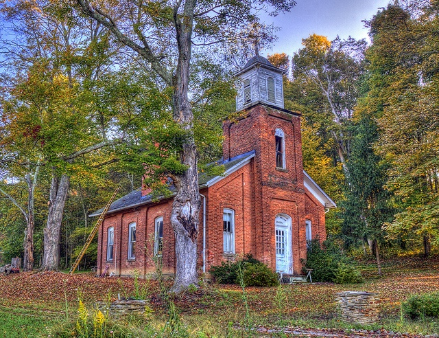 Fall Schoolhouse Wallpaper 409 Best Old School Houses Days Gone By Images On