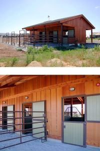 25+ best ideas about Horse Barn Designs on Pinterest ...