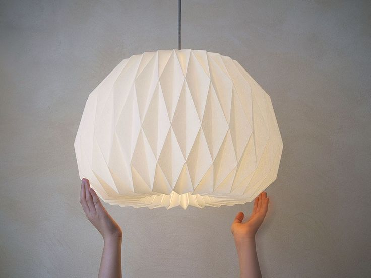 Easy Plissee 25+ Best Ideas About Origami Lantern On Pinterest