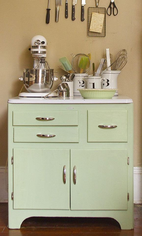 Vintage Green Kitchen Cabinets 17 Best Images About Kitchen Cupboard Color On Pinterest