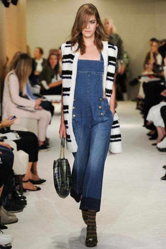 Sonia Rykiel Spring 2015 Ready-to-Wear - Collection - Gallery - Look 1 - Style.com