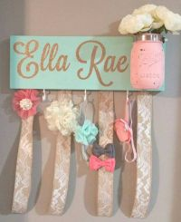 25+ best ideas about Bow board on Pinterest | Hair bow ...