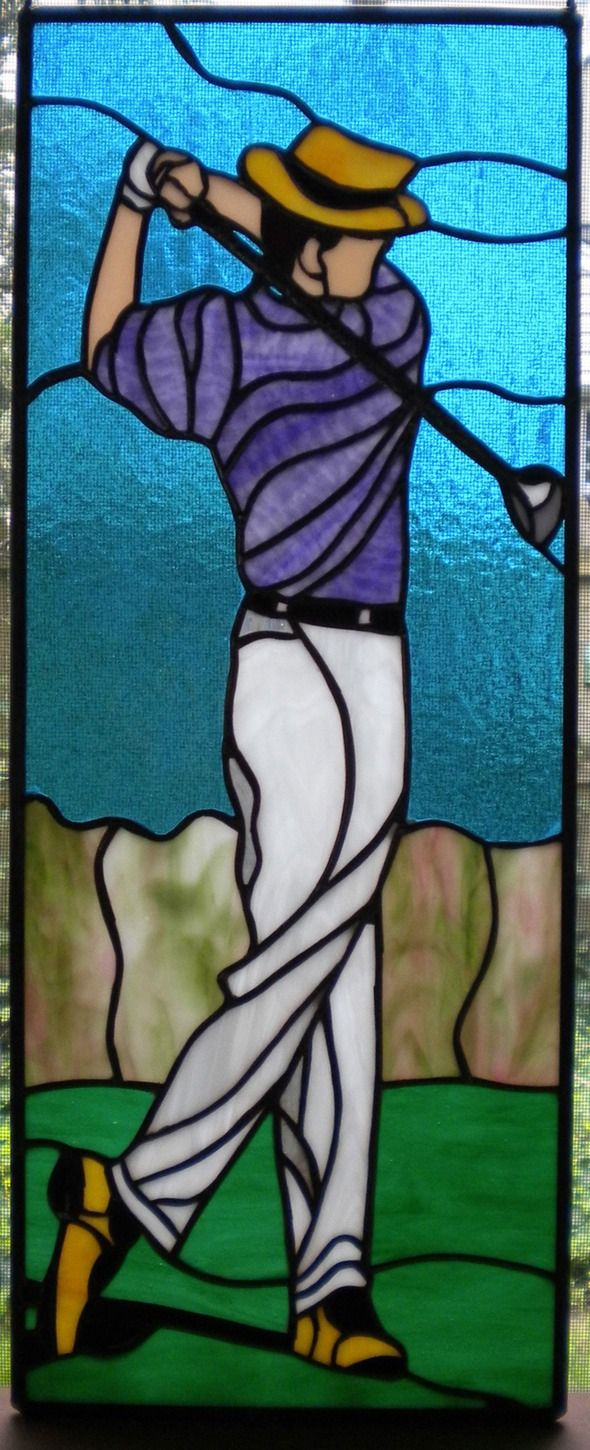 Cute Kid Love Wallpaper 16 Best Images About Stained Glass Golf Sports On