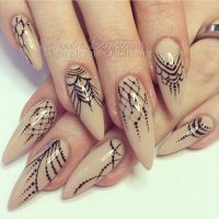 17 Best ideas about Stiletto Nail Designs on Pinterest ...