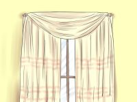 25+ best ideas about Scarf Valance on Pinterest | Curtain ...