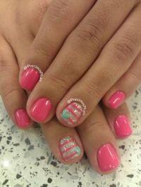 Cute Easy Nail Designs For Little Girls | www.pixshark.com ...