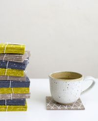 25+ best ideas about Felt coasters on Pinterest