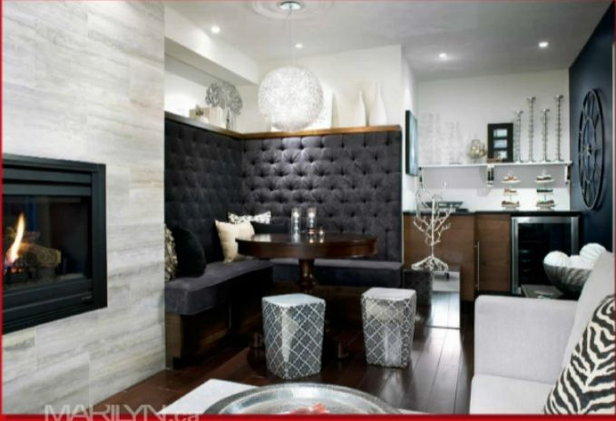 Lounge Dining rooms by Candice Olson