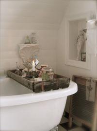 Die 25+ besten Ideen zu Badezimmer Tabletts auf Pinterest ...