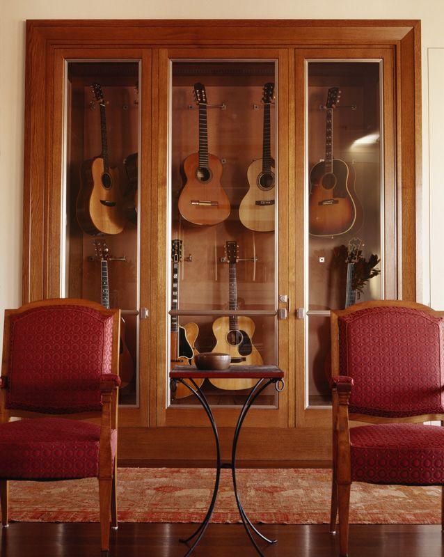 Guitar Storage Cabinet Plans
