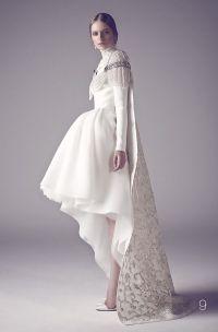 Ashi Studio Fall 2015 Couture Wedding Dress