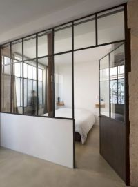 17+ best ideas about Glass Walls on Pinterest   Black rug ...
