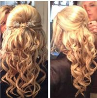 25+ best ideas about Homecoming Hairstyles on Pinterest ...