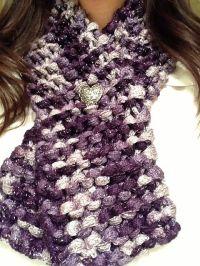 Best 25+ Sashay Scarf ideas on Pinterest | Sashay crochet ...