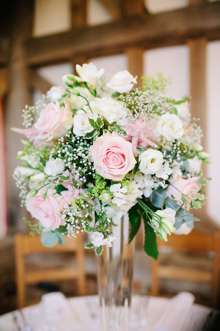 wedding flowers wedding flower bouquets Classic Wedding At Gate Street Barn Surrey With Bride In Naomi Neoh Gown With A Pastel Colour Scheme Catering By Kalm Kitchen And Images From Hayley Savage