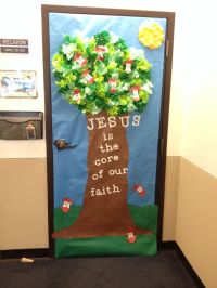 Catholic schools week door