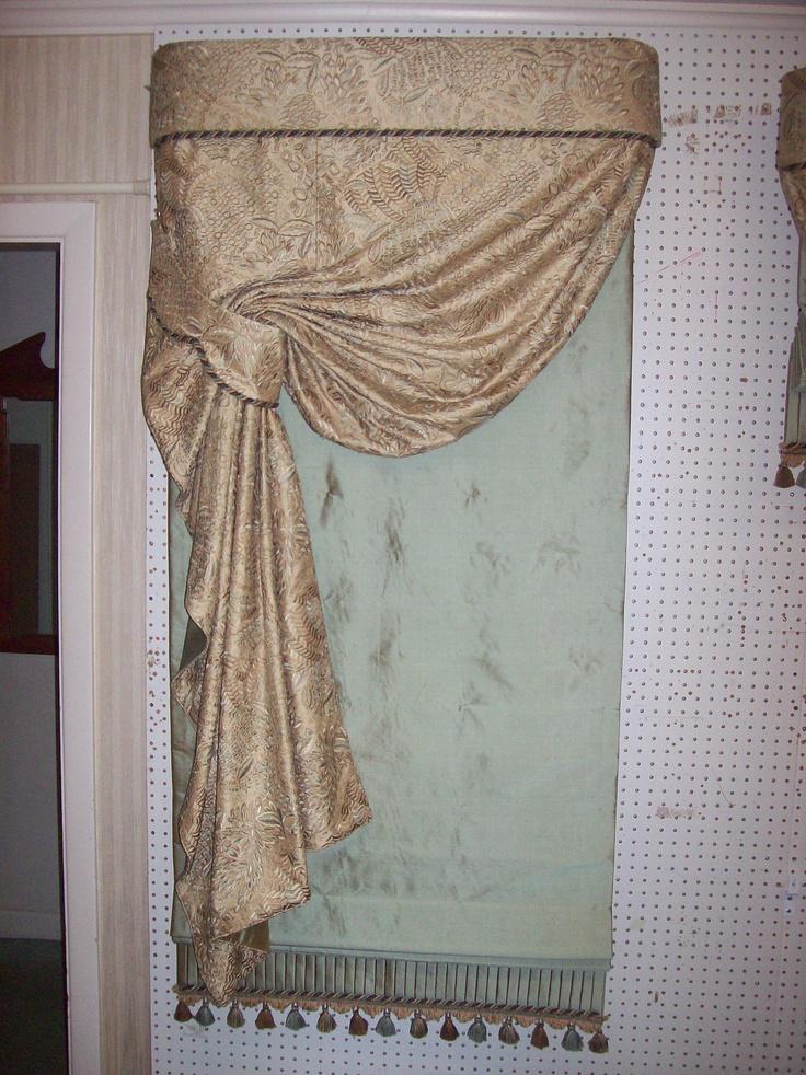 67 best images about ELEGANT WINDOW TREATMENT on Pinterest