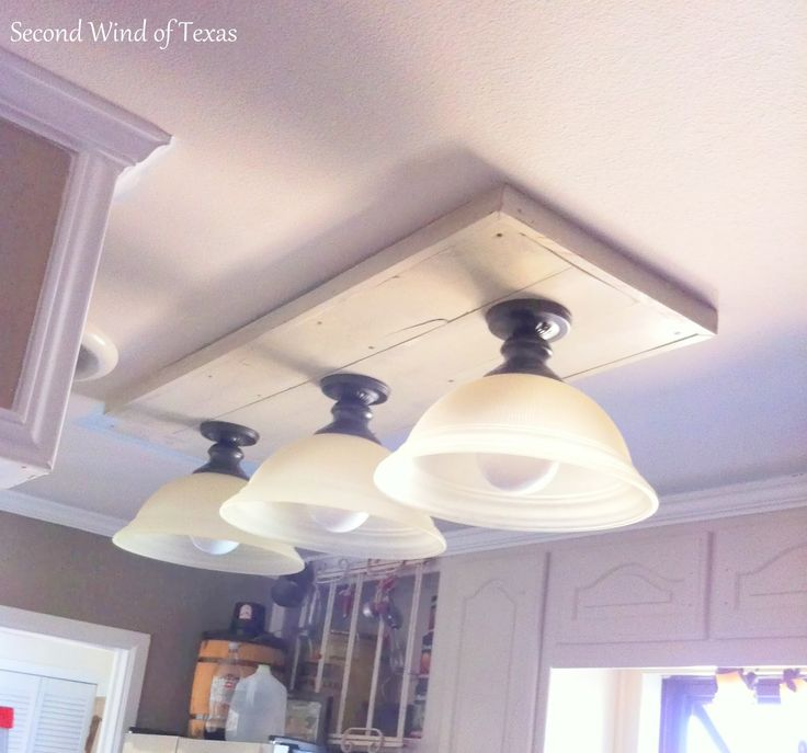 1000+ Ideas About Fluorescent Light Fixtures On Pinterest