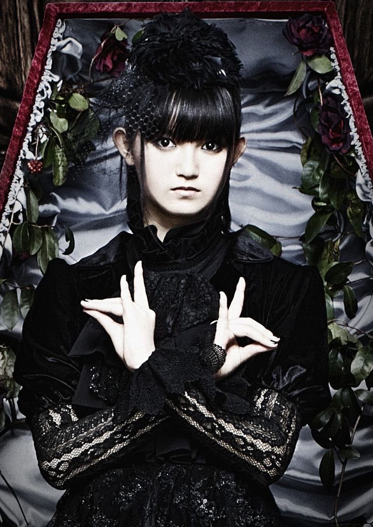 Moametal Wallpaper Cute Suzuka Nakamoto Babymetal Ladies Of The Metal
