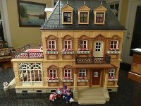 playmobil 5300 victorian mansion - Google Search ...