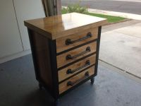 home made rolling tool storage | Homemade Tool Box ...