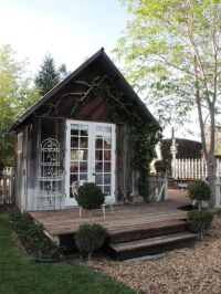 17 Best images about Backyard Shed Ideas on Pinterest ...