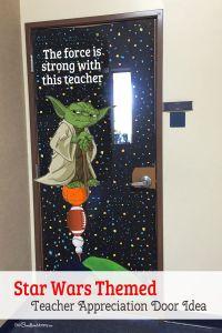 25+ best Teacher Door Decorations ideas on Pinterest ...