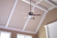 PAINTING CEILING BEAMS | Ceiling Systems | Den Remodel ...