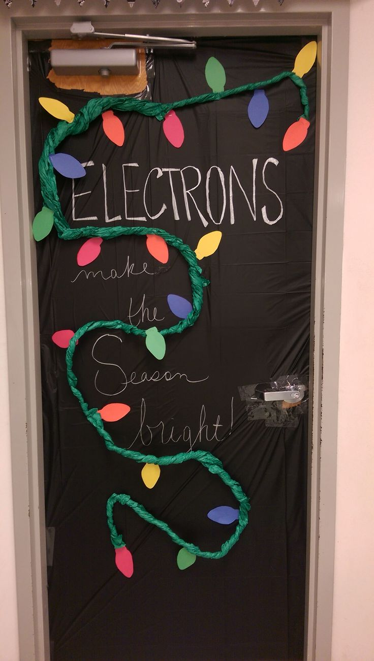 25+ best ideas about Chemistry bulletin boards on