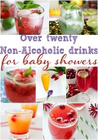 25+ best ideas about Baby shower drinks on Pinterest ...