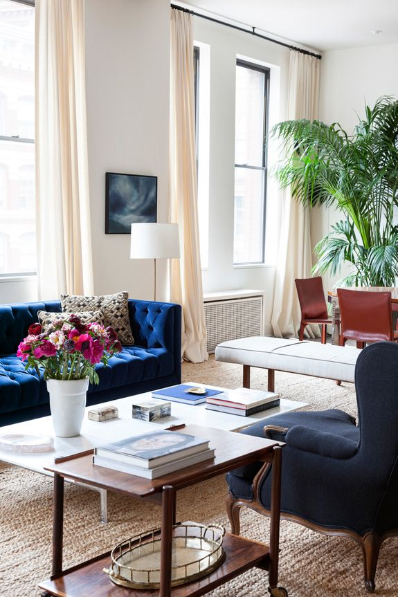 17 Best Ideas About Blue Couches On Pinterest | Coral Art, Navy
