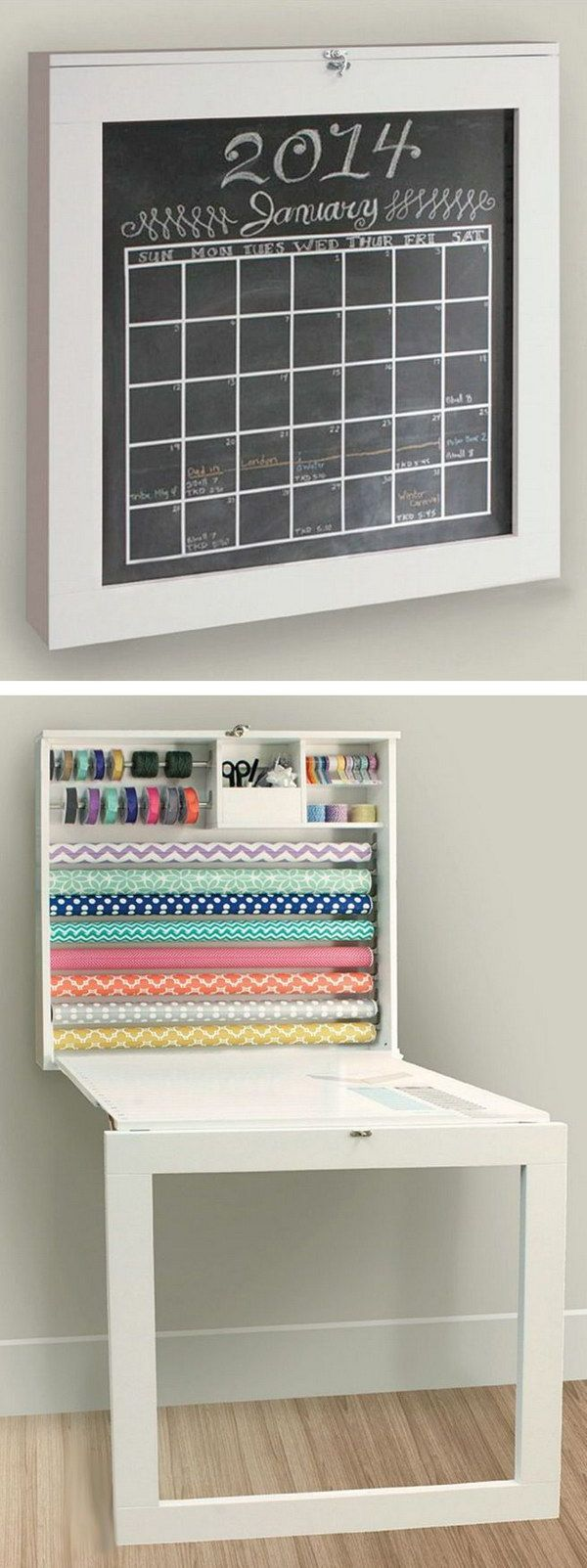 Fold up craft table - Download