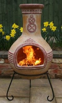 17 Best images about Fire Pits..Chimineas..LOVE THEM on ...