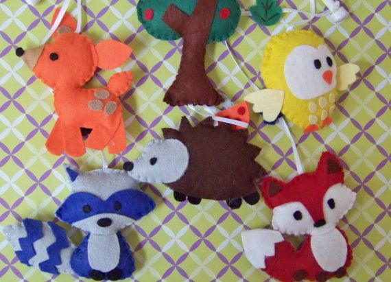 Felt Animal Patterns Free March Conference