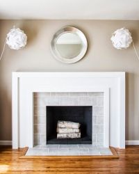 SwingNCocoa: Fireplace Makeover Part 3: DELICIOUSLY DONE ...