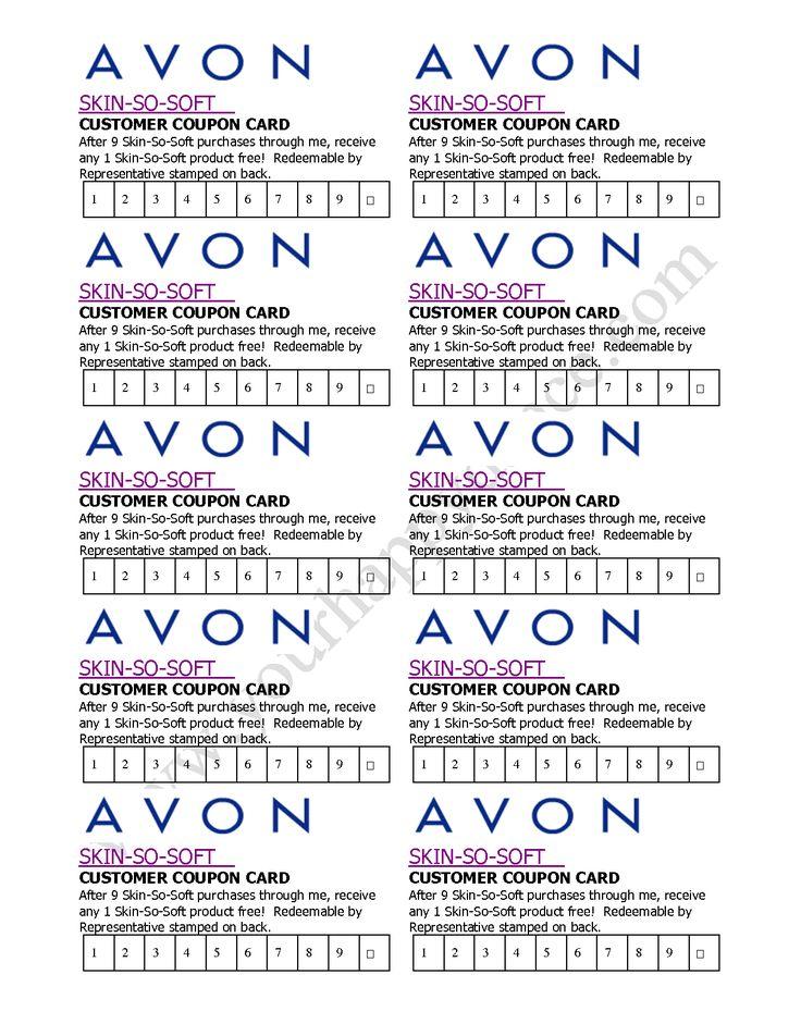 Avon Flyer Template Costumepartyrun