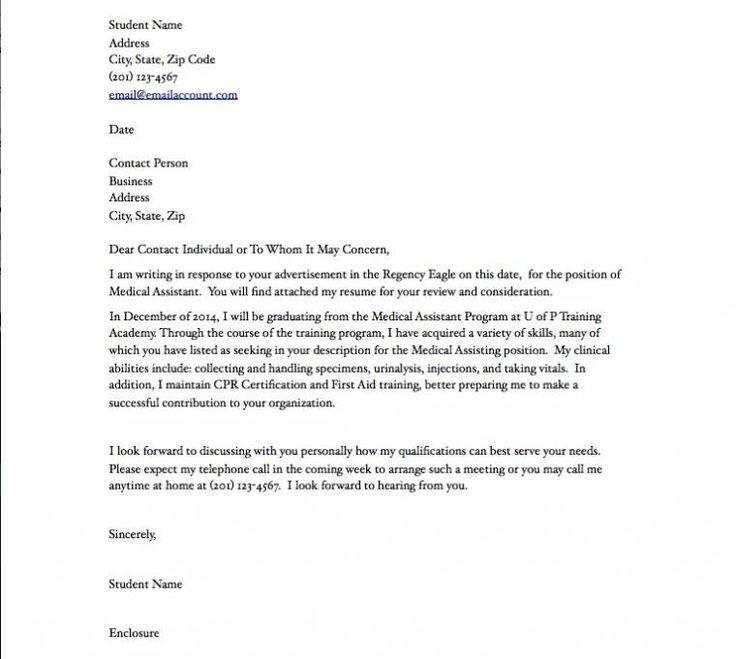 sample cover letter general labor position order literature - medical assistant thank you letter